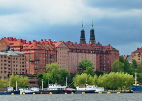Скандинавские сказки. Стокгольм. Часть 2