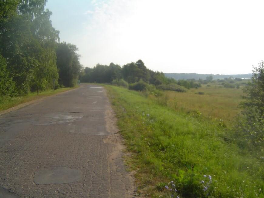 Дорога H8671 «Яновщина - Белые Борки - Малый Каменец»