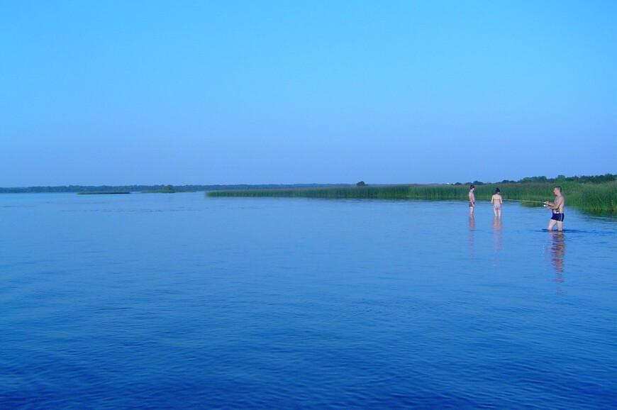 Озеро Селява