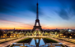 Эйфелеву башню окружат стеной для защиты от террористов