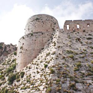 Сирия: замки крестоносцев