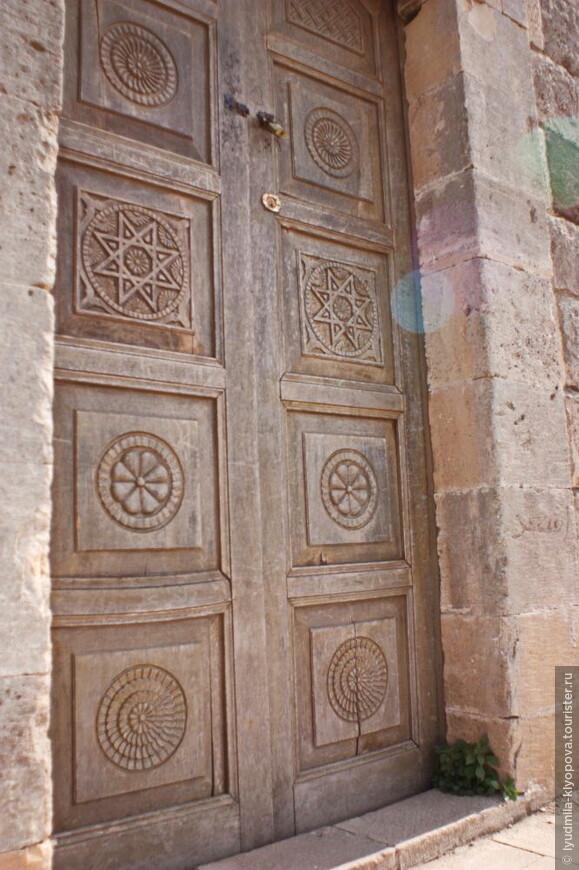 После изгнания крестоносцев в крепости появлялись постройки, возведённые мусульманами.