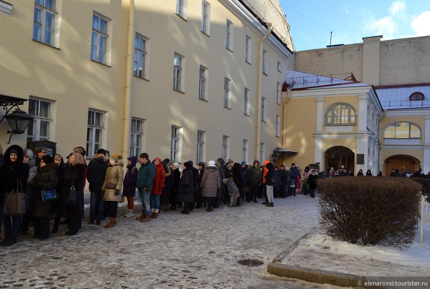 Традиционно в день памяти А.С.Пушкина музей-квартира открывает двери для всех желающих, каждый может побывать у Пушкина вот так, запросто, без билета.
