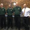 Вискикурню Баллиндаллох обслуживают всего четыре человека, включая гостеприимного управляющего Брайана Робинсона