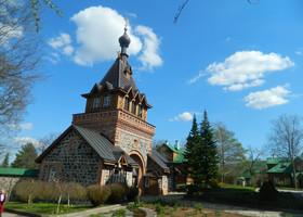 Пюхтинский женский православный монастырь