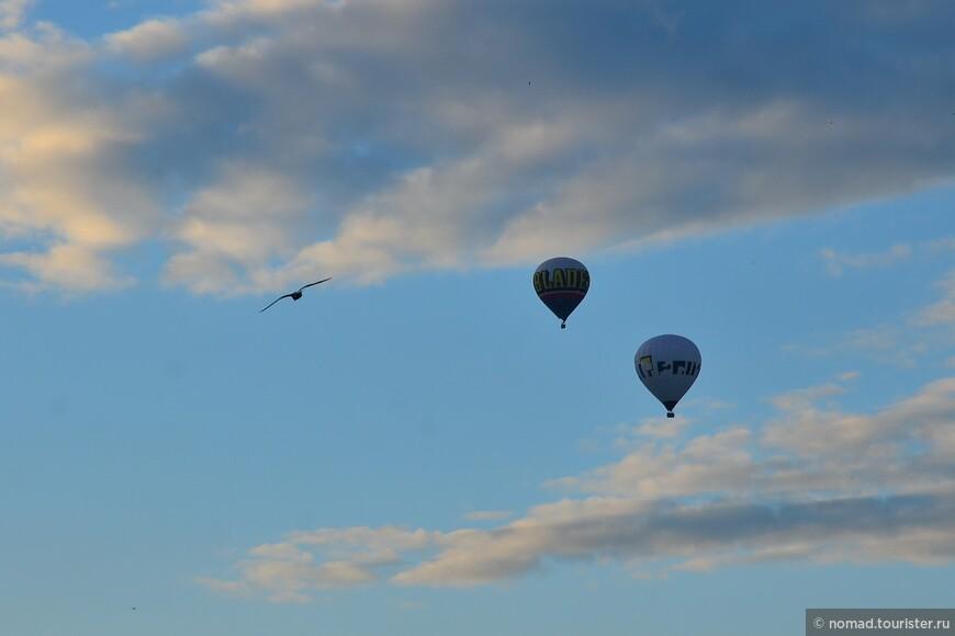 Три птицы... )))