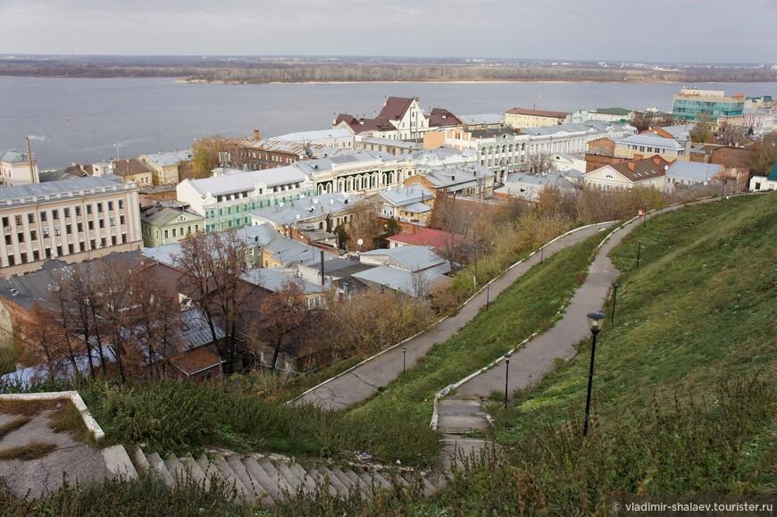 Фёдоровский откос.