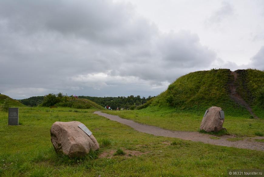 Староладожская крепость — прикосновение к древней Руси