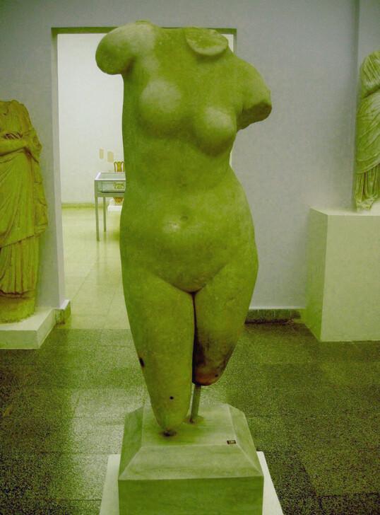 Археологический музей Пафоса в дополнение к археологическому парку
