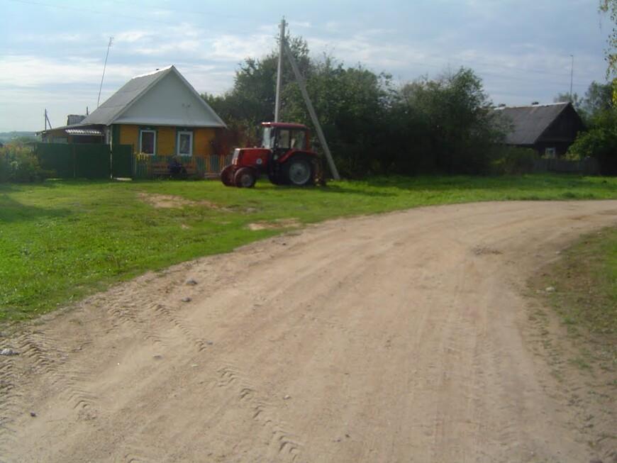 Совхозный посёлок