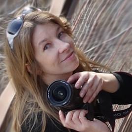 Турист Елена Блосфильд (blossfeldia)