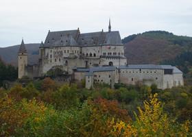 Замки Люксембурга