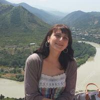Турист Марика Джаматашвили (Marika-mariam)
