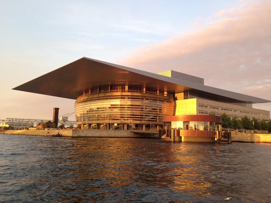 Оперный театр Копенгагена