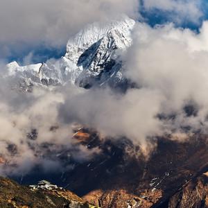 Погода в горах меняется очень быстро