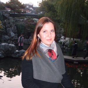 Алина Юхименко