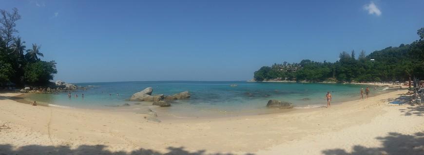 Платный пляж Laem Singh Beach