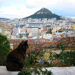Вокруг Акрополя: Плака и маленькая Анафиотика