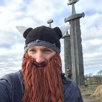 Турист Анатолий Лысенко (Nordvei)