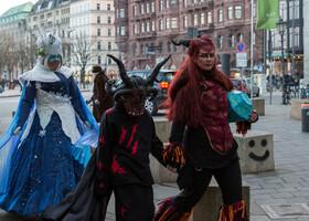 Карнавал в Гамбурге