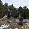 Детская игровая зона у маяка