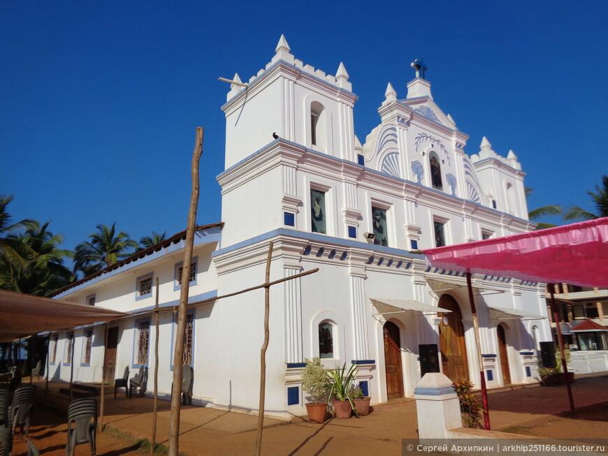 Христианская церковь в Агонде
