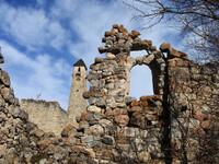 Средневековый башенный город — Эгикал