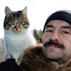 Турист Сергей Василец (vasilets)