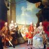 Мария Терезия в семейном кругу