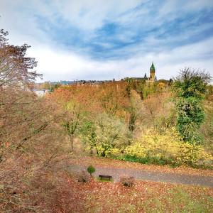 От берегов Альборана. Люксембург