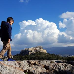 Прогулка по Западным холмам Афин