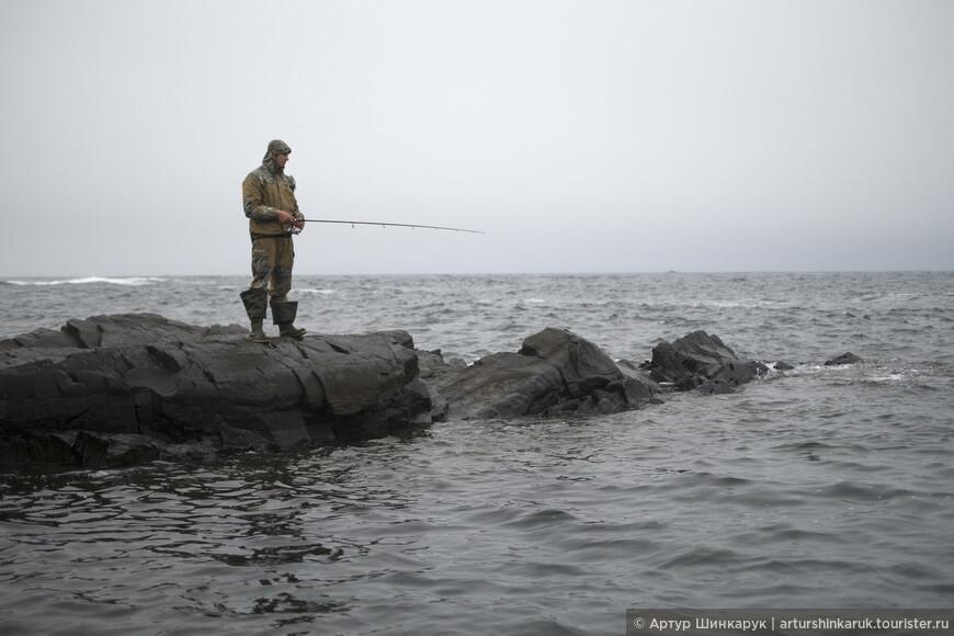 Ловись рыбка большая и маленькая...
