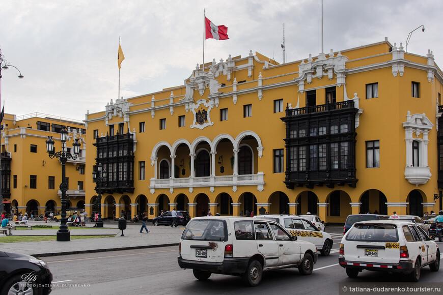 Дворец мэрии