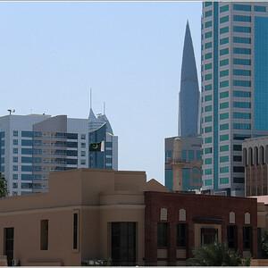 Один день в Бахрейне.