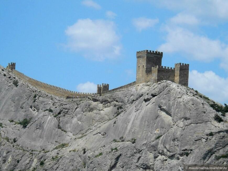 Однако знакомство с крепостью оставило незабываемое впечатление, тут  чувствуется дыхание средневековья , полностью погружаешься в прошлое!