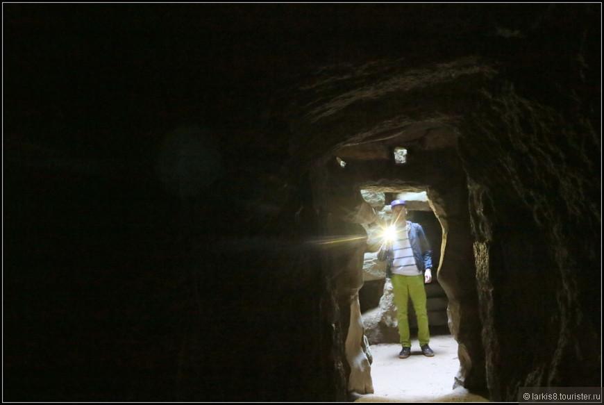 Будет ли свет в нашем тоннеле? Здесь он не везде...