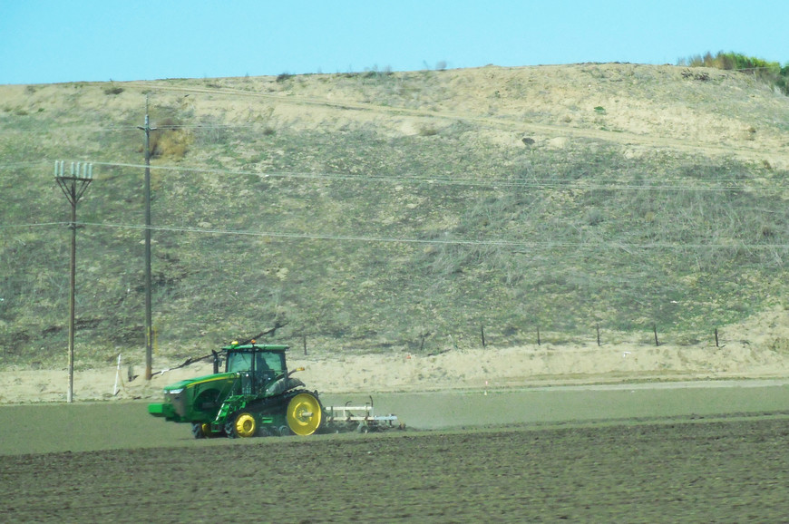 Март – время сева и закладки основ будущего урожая.