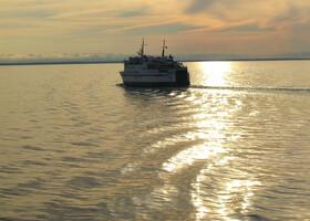 Путешествие на остров Хийумаа и ночлег в бочке