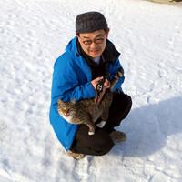 Чеширский кот Троицкой церкви и Наока