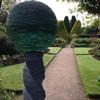 Топиари и садовая скульптура особенно хороши для тренировки воображения