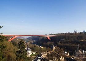 Дорога Люксембург – Трир.