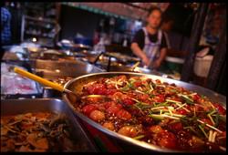 Составлен рейтинг городов с лучшей уличной едой