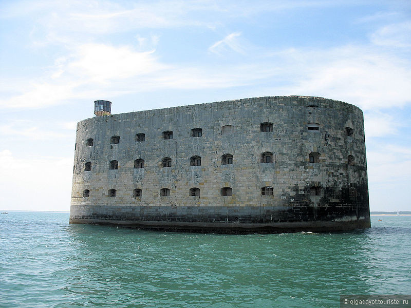 Знаменитый Форт Боярд