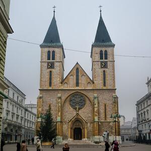 Кафедральный собор святого сердца Иисуса