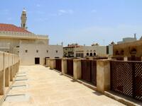 Мухаррак — бывшая столица Бахрейна