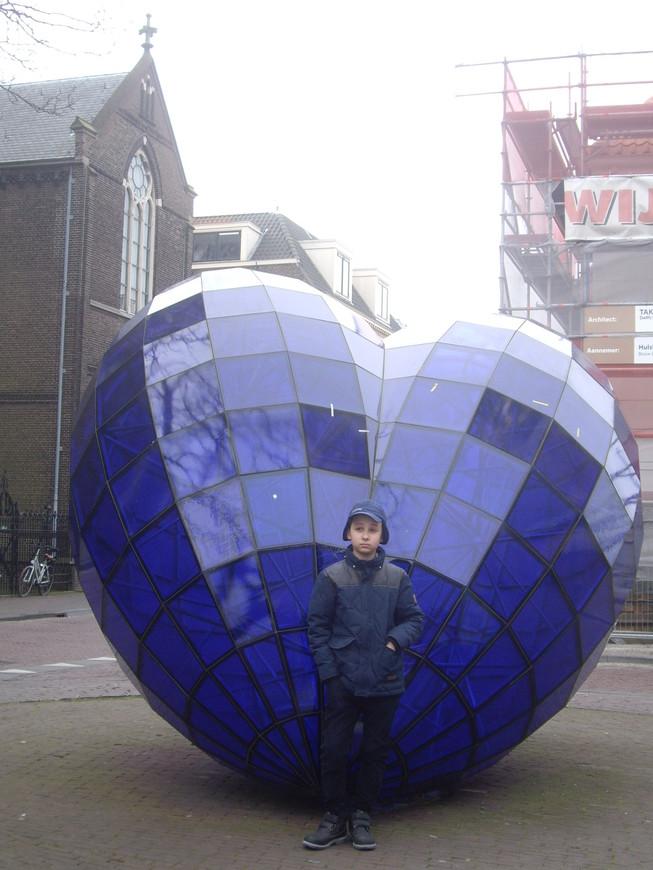 Голубое сердце Делфта.