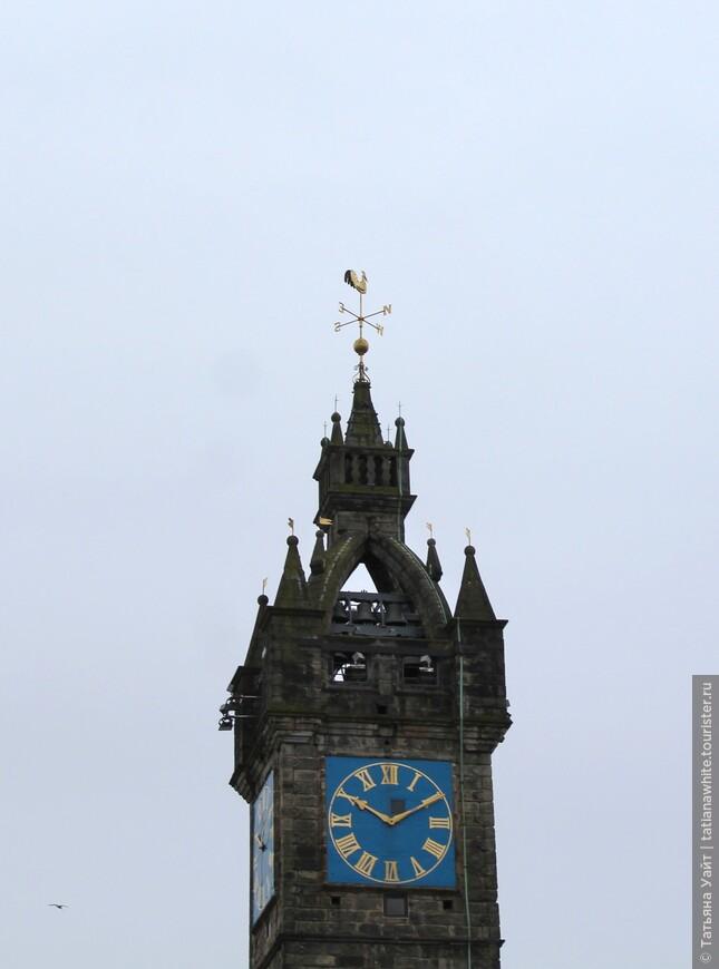 Часовая башня Толбут.