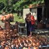 Этнографический музей под открытым небом в селе Шроша