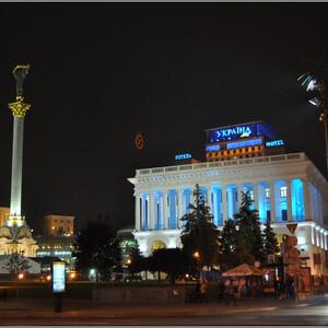 Киев в октябре 2012 или тридцать лет спустя