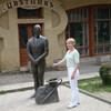 скульптура Киса Воробьянинов